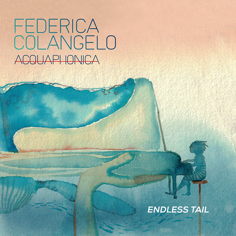 endless tail federica colangelo